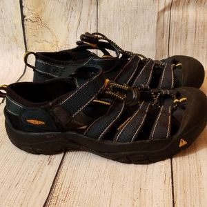 Keen Shoes - Keen Unisex Navy Blue Sandals sz 4 Big kids